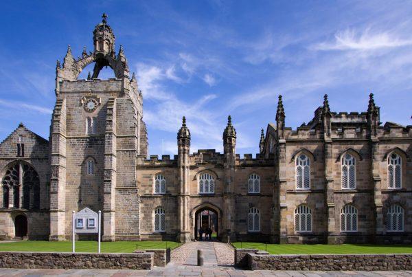 Aberdeen University building